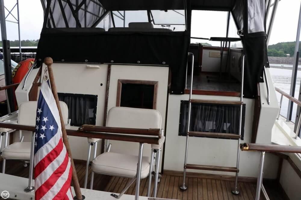 1975 Trojan boat for sale, model of the boat is F-36 Tri-Cabin & Image # 18 of 40