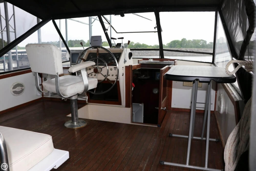 1975 Trojan boat for sale, model of the boat is F-36 Tri-Cabin & Image # 20 of 40