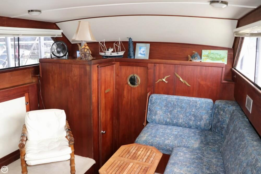 1975 Trojan boat for sale, model of the boat is F-36 Tri-Cabin & Image # 2 of 40
