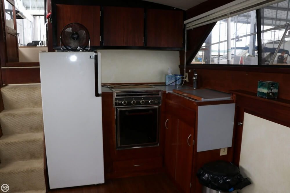 1975 Trojan boat for sale, model of the boat is F-36 Tri-Cabin & Image # 4 of 40