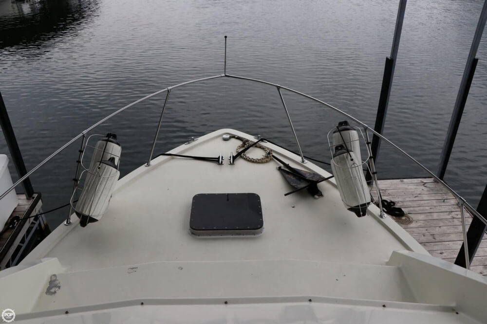 1975 Trojan boat for sale, model of the boat is F-36 Tri-Cabin & Image # 7 of 40