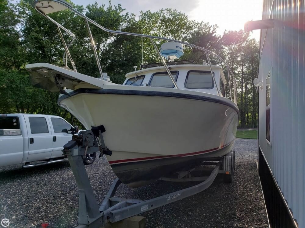1989 Atlantic boat for sale, model of the boat is 27 & Image # 3 of 41