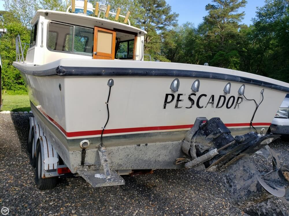1989 Atlantic boat for sale, model of the boat is 27 & Image # 5 of 41