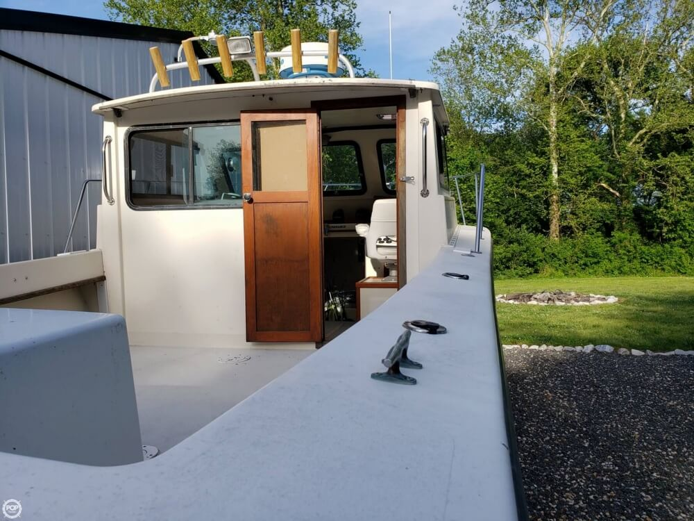 1989 Atlantic boat for sale, model of the boat is 27 & Image # 10 of 41