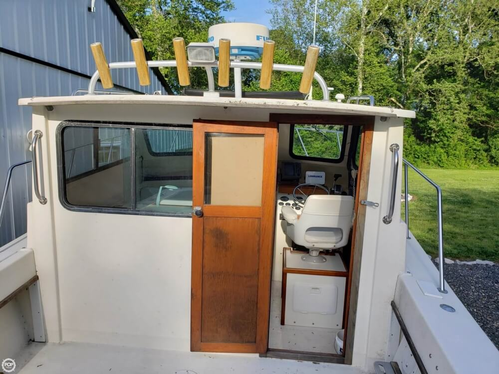 1989 Atlantic boat for sale, model of the boat is 27 & Image # 11 of 41