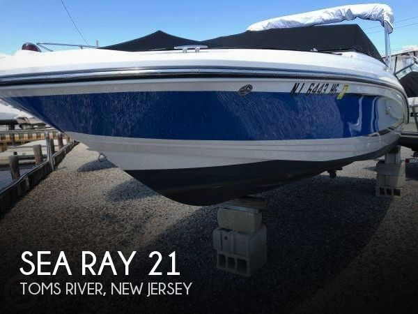 Used Sea Ray 21 Boats For Sale by owner   2015 Sea Ray 21