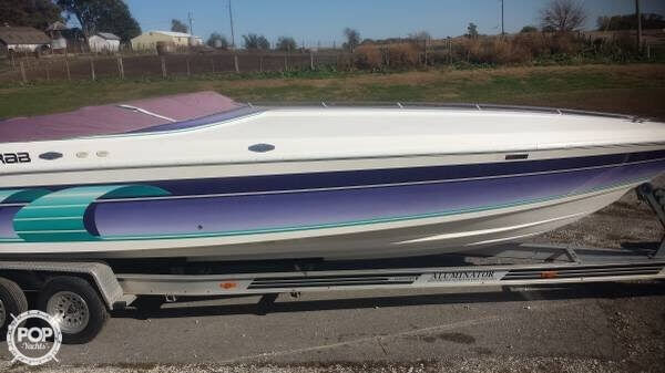 1994 Wellcraft boat for sale, model of the boat is Scarab Thunder & Image # 3 of 25