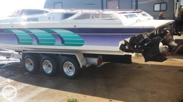 1994 Wellcraft boat for sale, model of the boat is Scarab Thunder & Image # 5 of 25