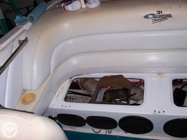 1994 Wellcraft boat for sale, model of the boat is Scarab Thunder & Image # 15 of 25