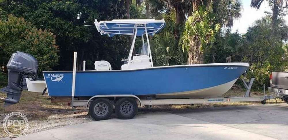 1976 Mako boat for sale, model of the boat is 23 & Image # 13 of 40