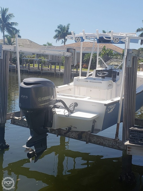 1976 Mako boat for sale, model of the boat is 23 & Image # 14 of 40