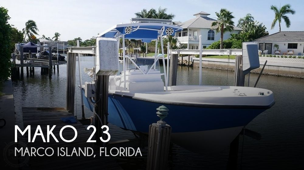 1976 Mako boat for sale, model of the boat is 23 & Image # 1 of 40