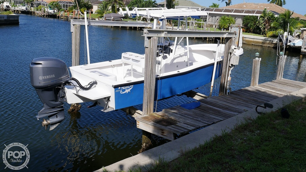 1976 Mako boat for sale, model of the boat is 23 & Image # 2 of 40