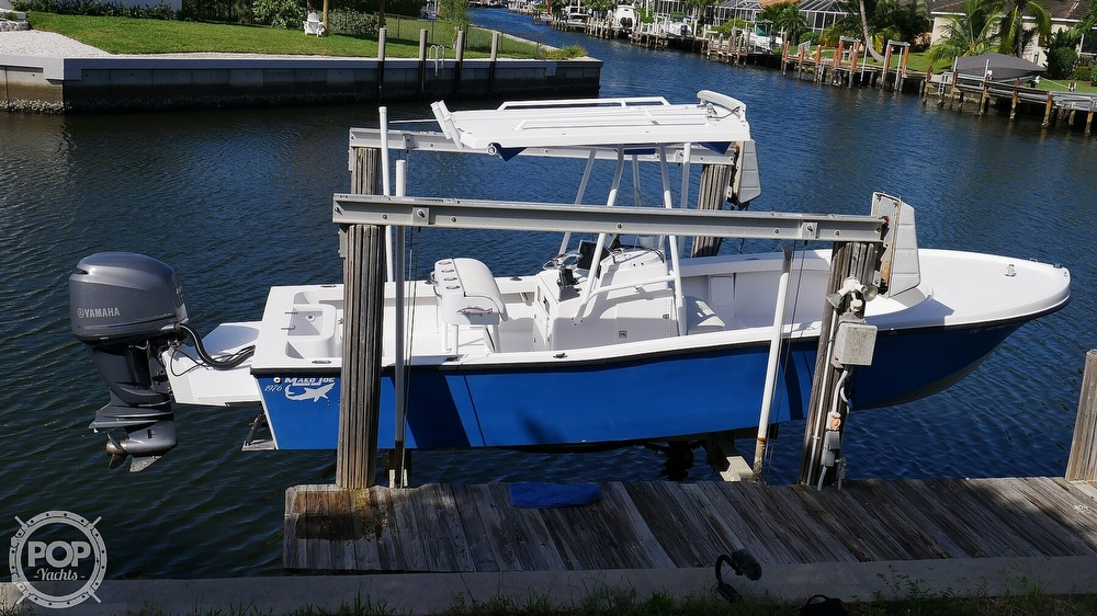 1976 Mako boat for sale, model of the boat is 23 & Image # 3 of 40