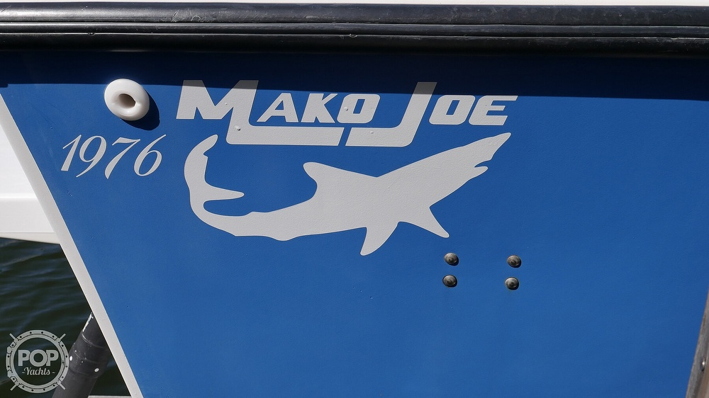 1976 Mako boat for sale, model of the boat is 23 & Image # 16 of 40