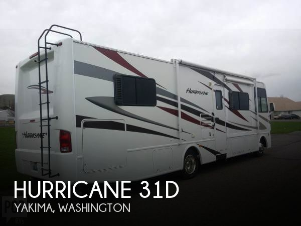 2011 Thor Motor Coach Hurricane 31D
