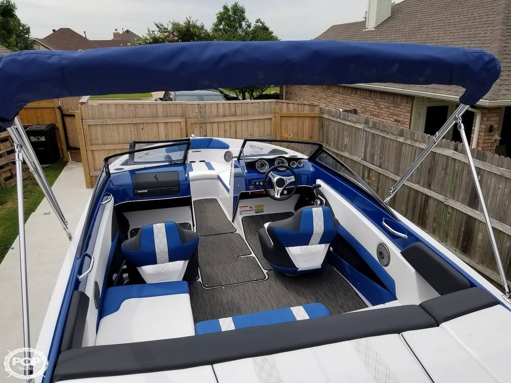 2018 Glastron boat for sale, model of the boat is 205 GTS & Image # 15 of 40