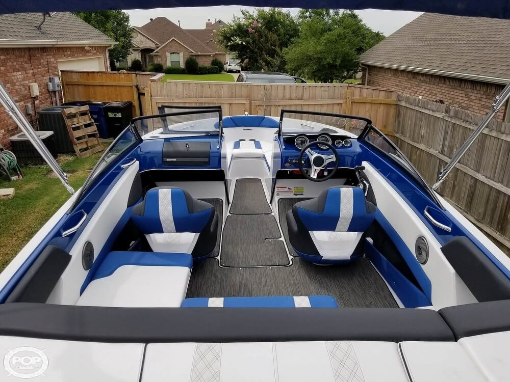 2018 Glastron boat for sale, model of the boat is 205 GTS & Image # 4 of 40