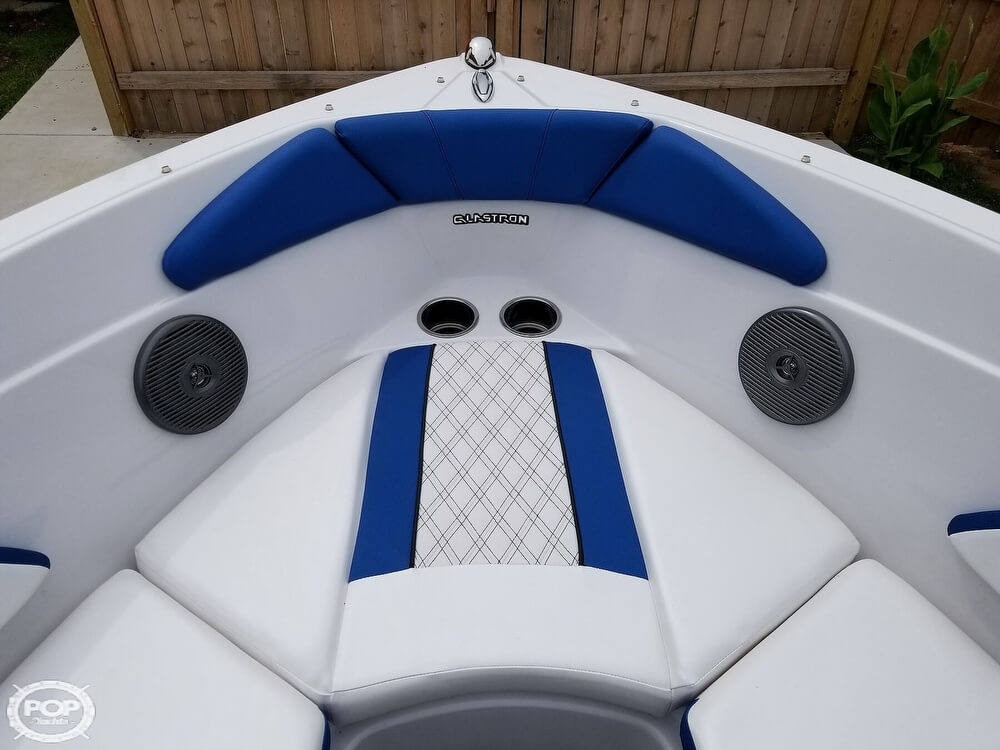 2018 Glastron boat for sale, model of the boat is 205 GTS & Image # 25 of 40