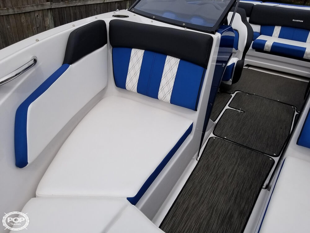 2018 Glastron boat for sale, model of the boat is 205 GTS & Image # 26 of 40