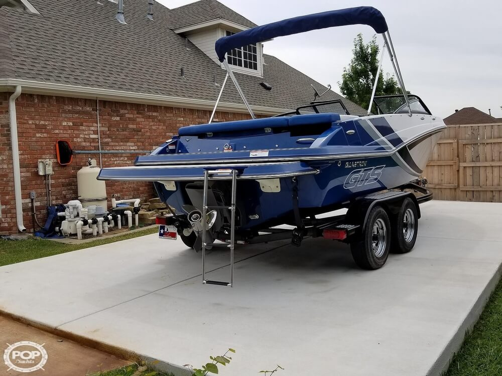2018 Glastron boat for sale, model of the boat is 205 GTS & Image # 29 of 40