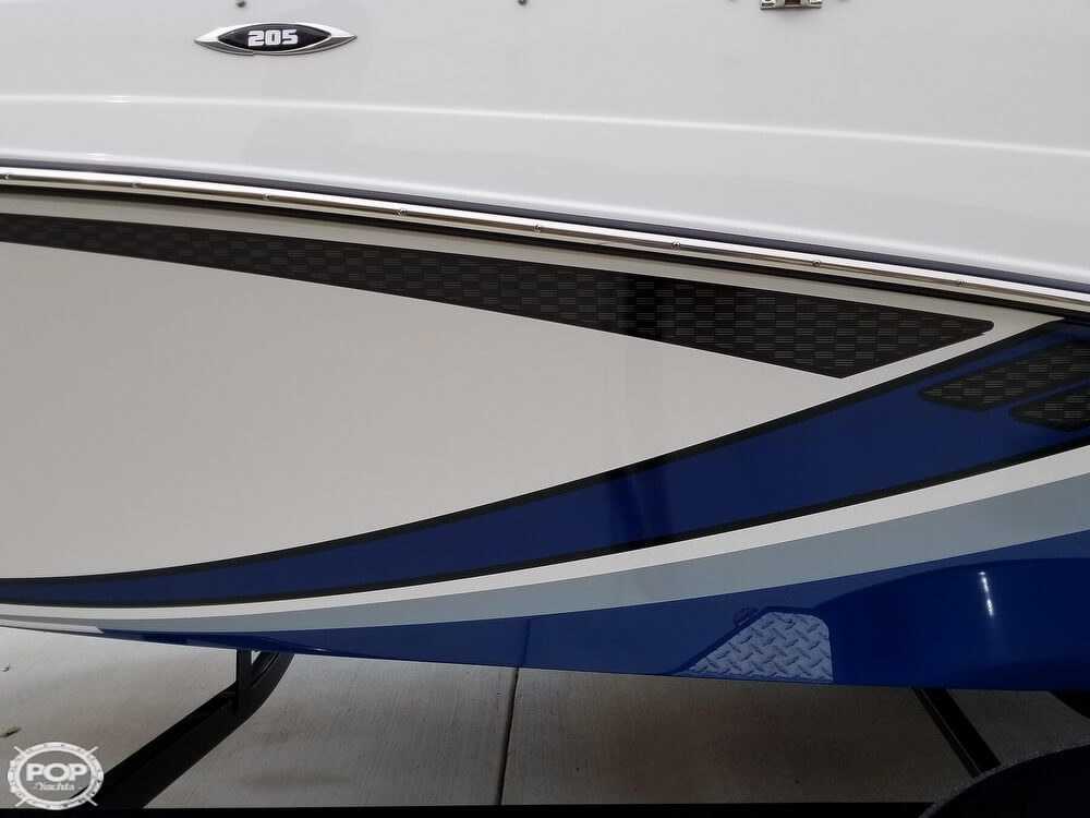 2018 Glastron boat for sale, model of the boat is 205 GTS & Image # 40 of 40