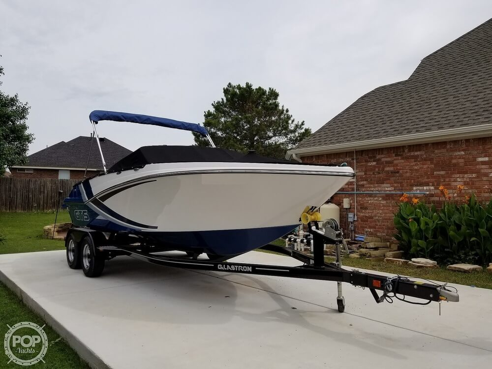 2018 Glastron boat for sale, model of the boat is 205 GTS & Image # 3 of 40