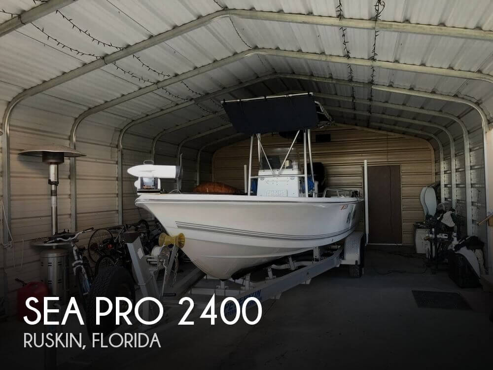 Used Sea Pro Boats For Sale by owner | 2007 Sea Pro 23