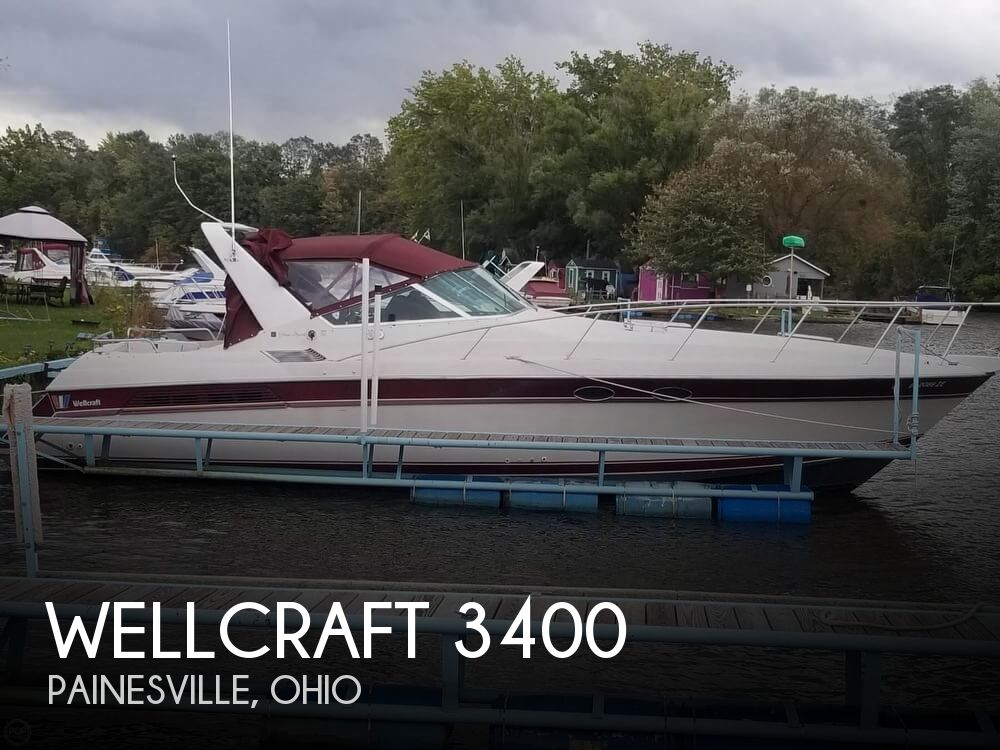 Used Wellcraft Boats For Sale in Ohio by owner | 1989 Wellcraft 34