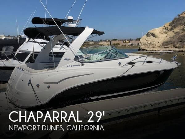 Used Chaparral Boats For Sale by owner | 2012 Chaparral 29