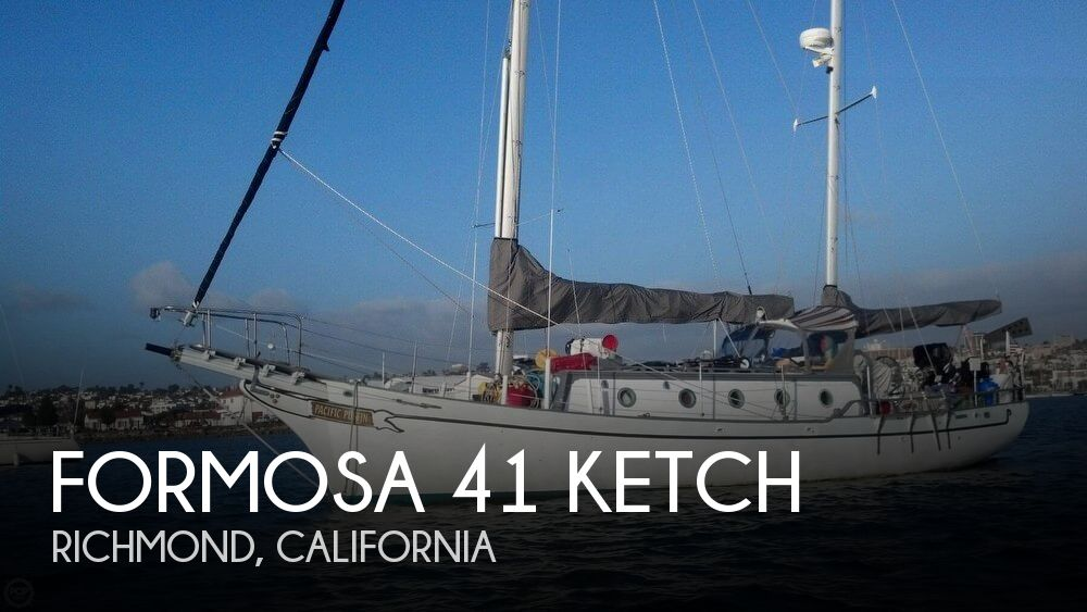 Used Formosa Boats For Sale by owner | 1975 Formosa 40