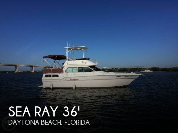 Used Sea Ray 36 Boats For Sale by owner   1985 Sea Ray 36