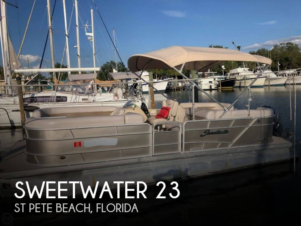 Used Sweetwater Boats For Sale by owner | 2017 Sweetwater 23