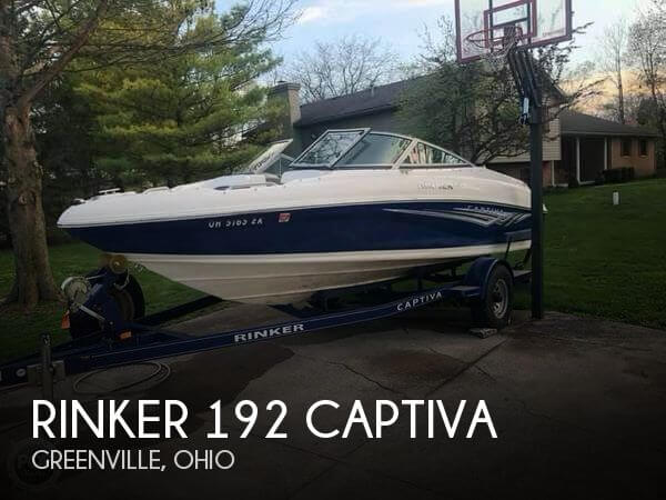 Used Rinker 19 Boats For Sale by owner   2008 Rinker 19