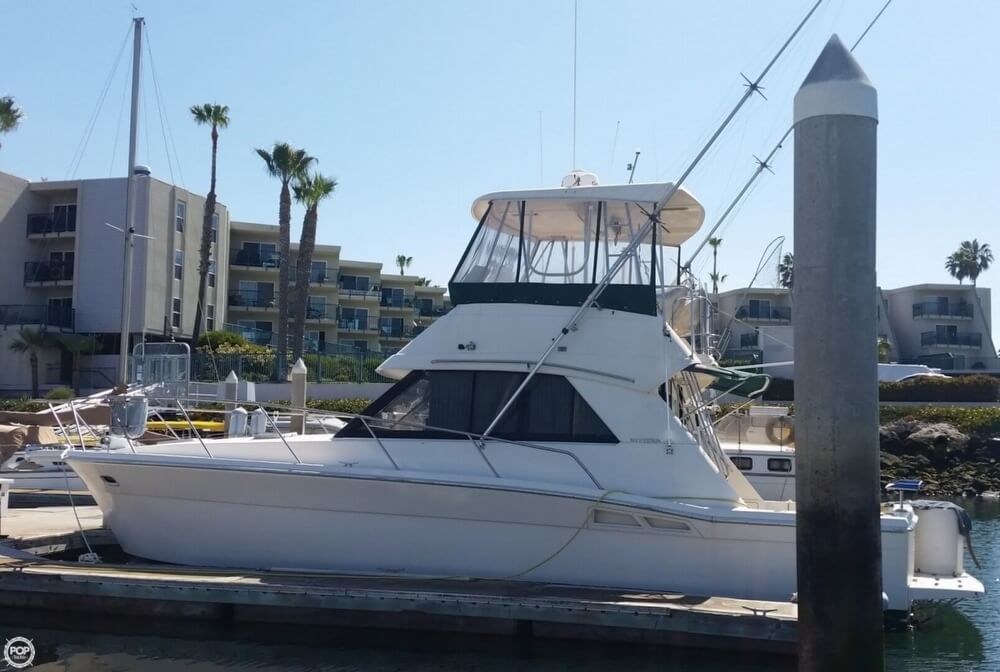 1994 Riviera boat for sale, model of the boat is 36 & Image # 3 of 40