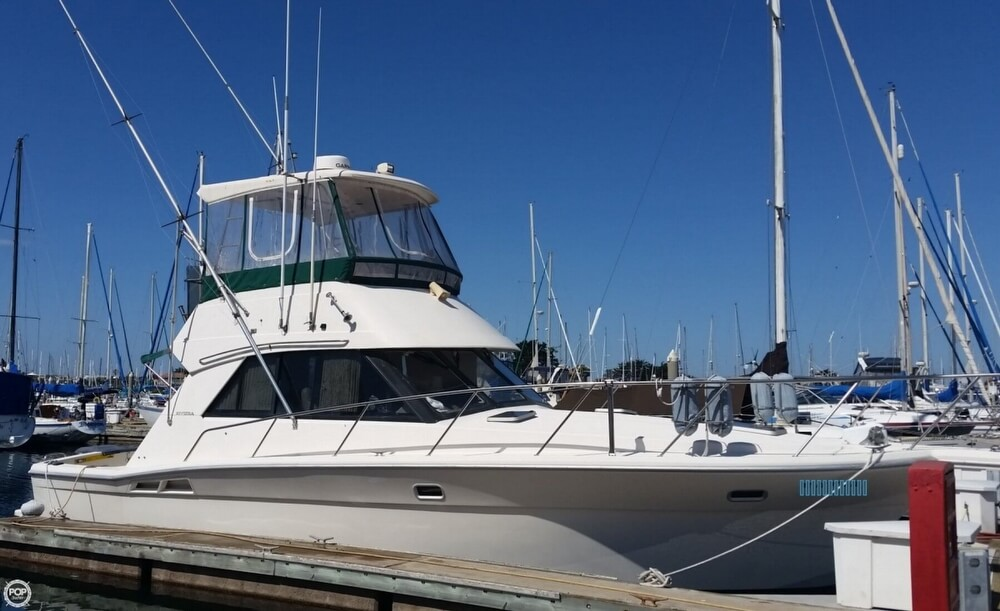 1994 Riviera boat for sale, model of the boat is 36 & Image # 22 of 40