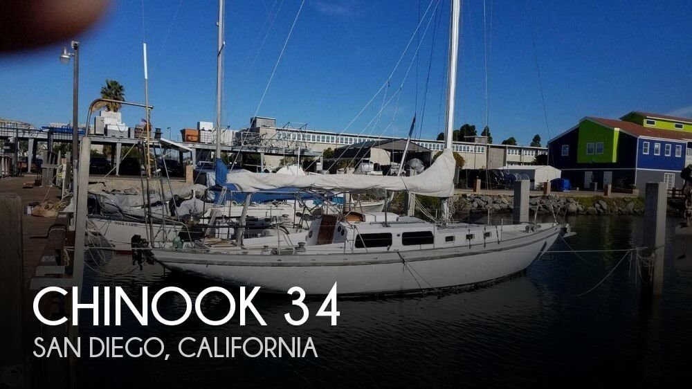 Used Chinook Boats For Sale by owner | 1965 Chinook 35