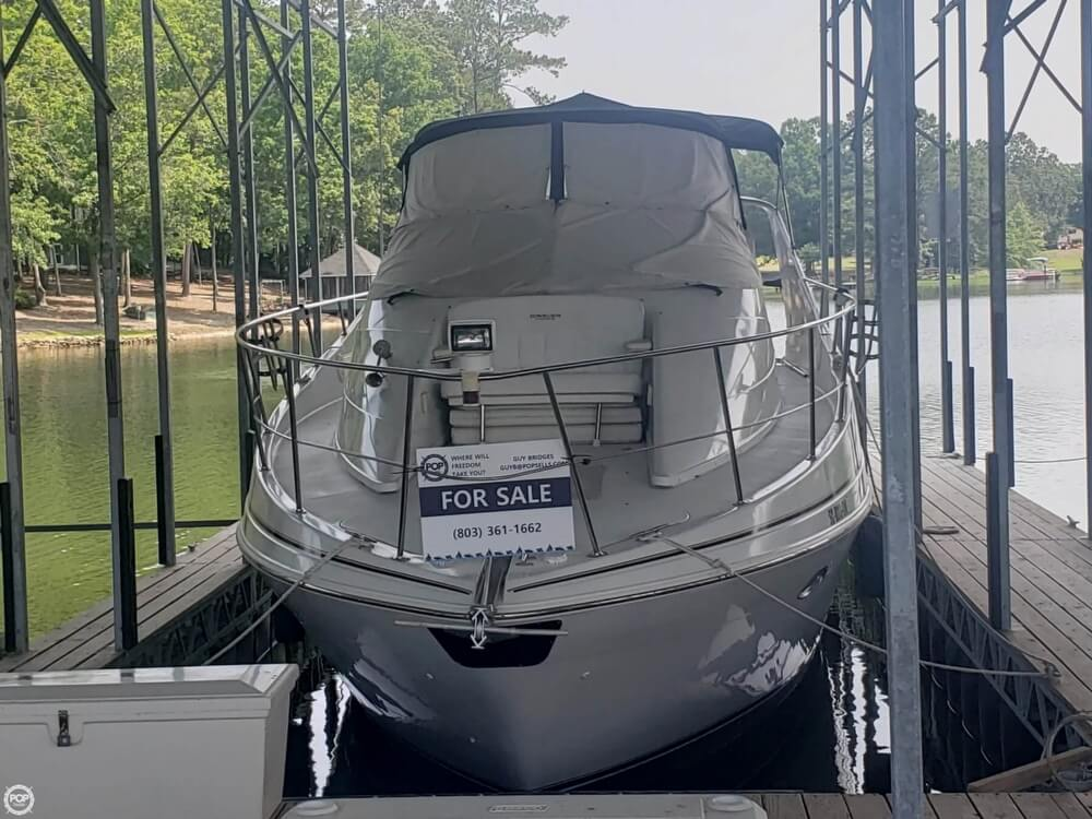1998 Carver boat for sale, model of the boat is 350 Mariner & Image # 22 of 40