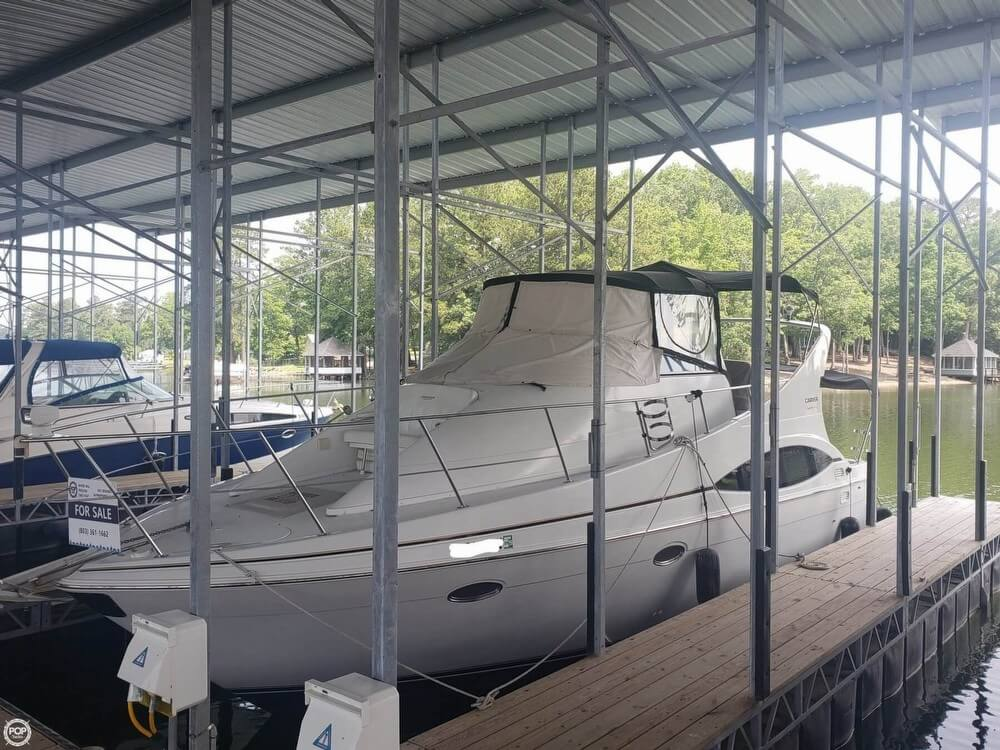 1998 Carver boat for sale, model of the boat is 350 Mariner & Image # 5 of 40