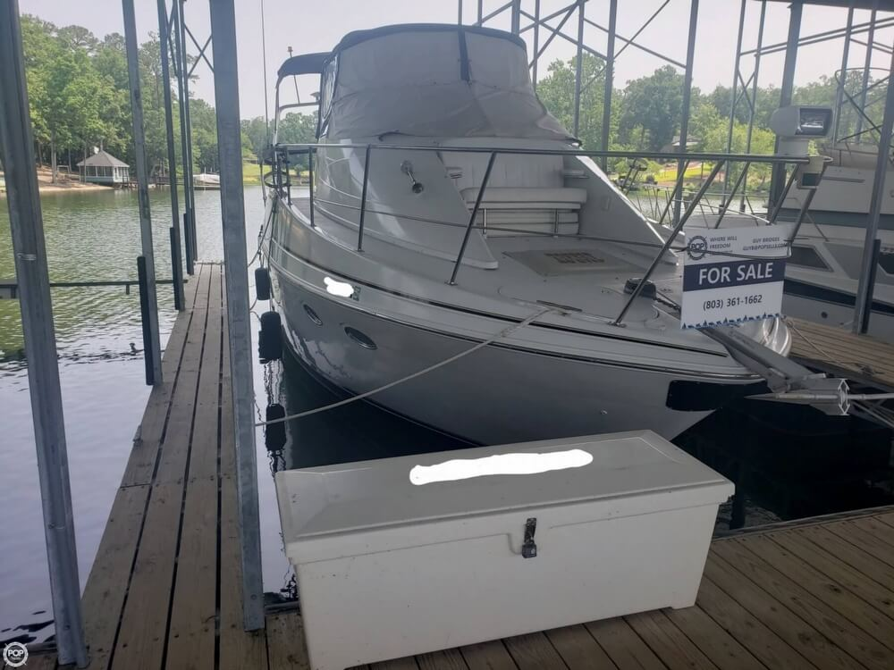 1998 Carver boat for sale, model of the boat is 350 Mariner & Image # 11 of 40
