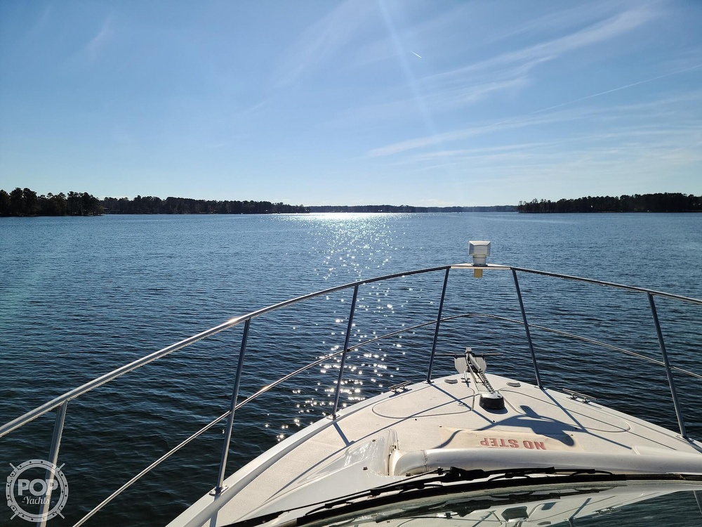 1998 Carver boat for sale, model of the boat is 350 Mariner & Image # 2 of 40