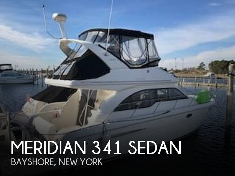 Used Meridian Boats For Sale by owner | 2005 Meridian 34