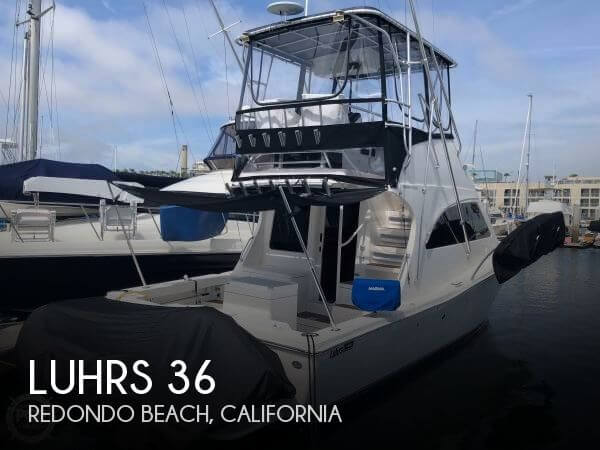Used Luhrs Boats For Sale by owner | 2005 Luhrs 36
