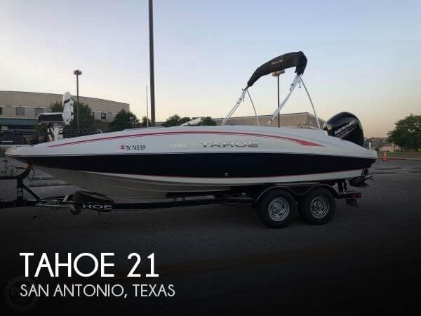 Tahoe Deck Boats For Sale | Used Tahoe Deck Boats For Sale
