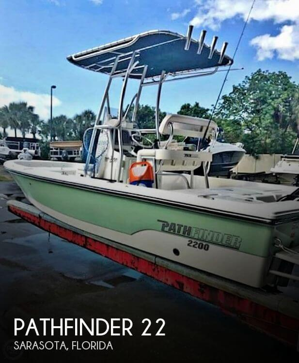 Used Pathfinder Boats For Sale by owner | 2012 Pathfinder 22