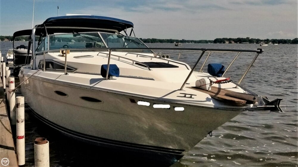 1989 Sea Ray boat for sale, model of the boat is 300 Sundancer & Image # 5 of 40