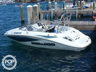 Sea-Doo 180 Challenger SE w/Tower, 17', for sale - $14,900