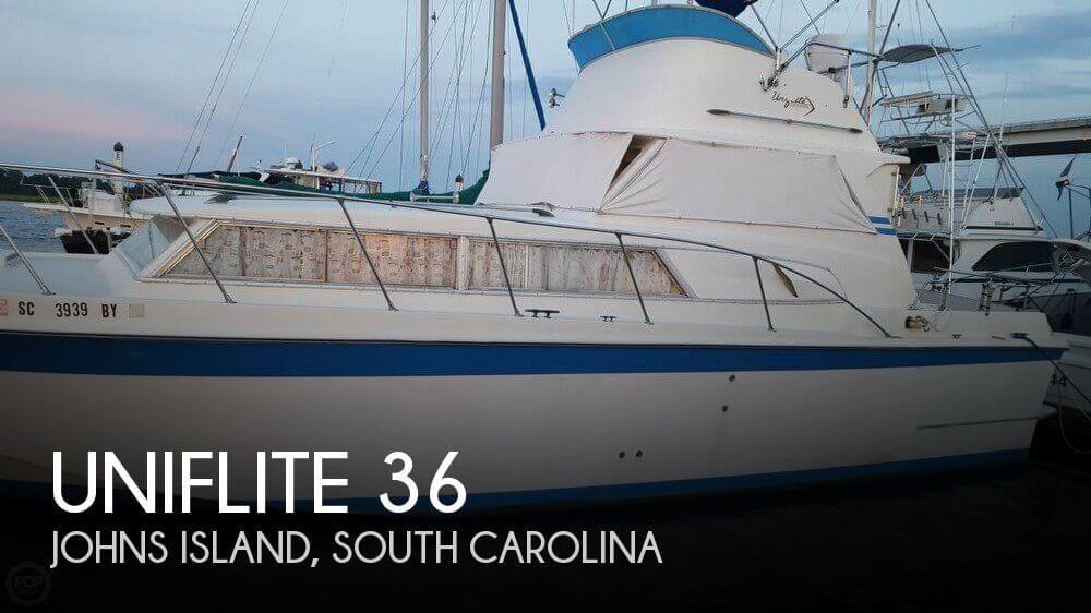 Used Uniflite Boats For Sale by owner | 1969 Uniflite 36