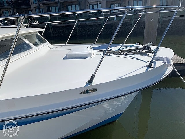 1969 Uniflite boat for sale, model of the boat is 36 & Image # 14 of 40
