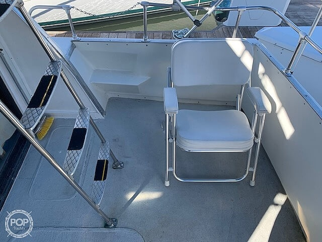 1969 Uniflite boat for sale, model of the boat is 36 & Image # 18 of 40